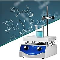 TOPQSC Mezclador Magnético Agitador Laboratorio SH-3 Placa Giratoria