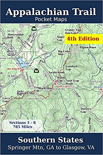 Appalachian Trail Pocket Maps - Southern States (Volume 1 ... on eagle creek park trail map, blue ridge parkway ga map, clayton county ga map, jackson county ga map, tennessee appalachian mountains map, florida ga map, tennessee ga map, hiking trails ga map, university of ga map, college park ga map, cave springs ga map, coosa backcountry trail map, columbia county ga map, app trail map, appalacian trail map, south carolina ga map, bartram trail ga map, lake blue ridge ga map, chattooga river trail ga map, northeast ga map,