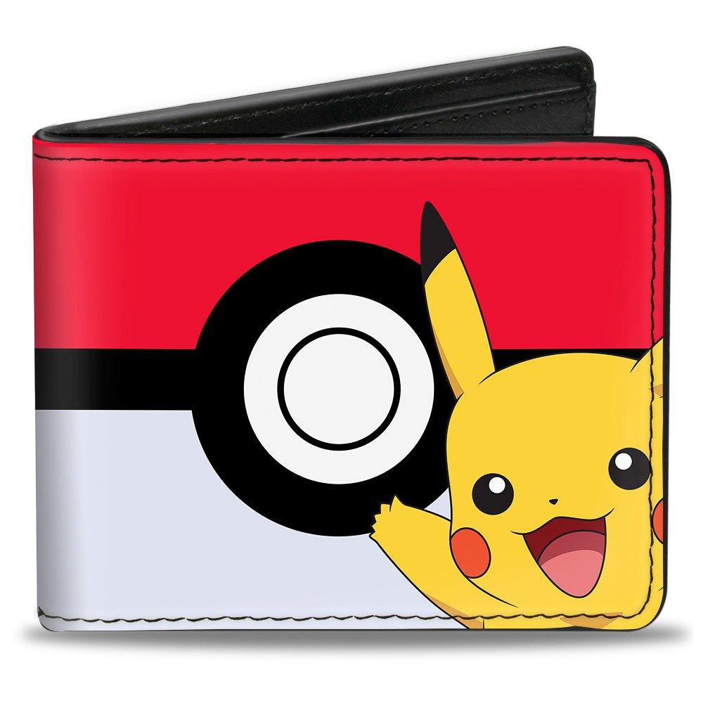 ویکالا · خرید  اصل اورجینال · خرید از آمازون · Buckle-Down Bifold Wallet Pokemon wekala · ویکالا