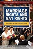 Marriage Rights and Gay Rights, Barbara Gottfried Hollander, 1477775145