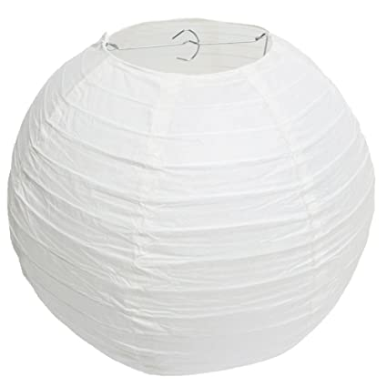Styleinside Led Boule Papier Chinois Lanternes Lampes D