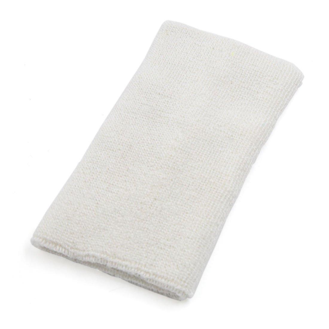 Amazon.com : eDealMax Toalla algodón Caliente del codo del brazo de la Manga Proteger cojín Protector Para Los deportes Conjunto : Sports & Outdoors