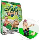 Zimpli Kids Slime Baff - Green Bath Slime, Green, 150g