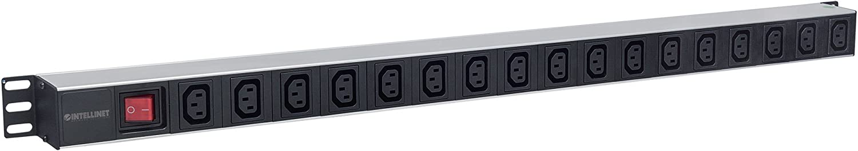 PDU Intellinet Vertical Rackmount 17-Output C13 Power Distribution Unit