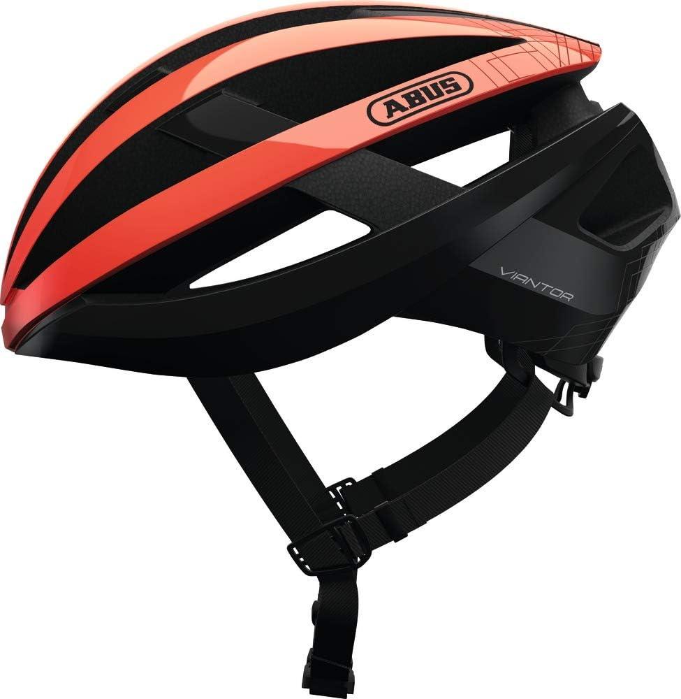Abus Viantor Shrimp - Casco para bicicleta de carreras, color ...