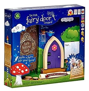 The Irish Fairy Door Company - Purple Arched Fairy Door  sc 1 st  Amazon.com & Amazon.com: The Irish Fairy Door Company - Purple Arched Fairy Door ...