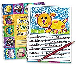 Lakeshore Draw & Write Journal