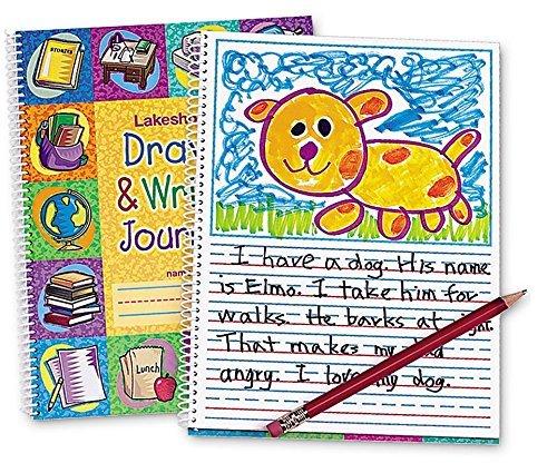 Lakeshore Draw Write Journal