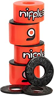 product image for Orangatang Nipples Longboard Skateboard Truck Bushings (Set of 4)
