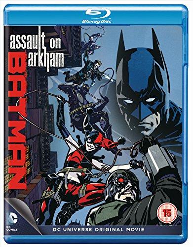 Batman: Assault On Arkham [Blu-ray] [Region Free]