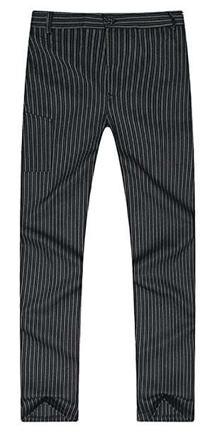 Amazon Com Qzunique Unisex Elastic Stripe Chef Pants Floral