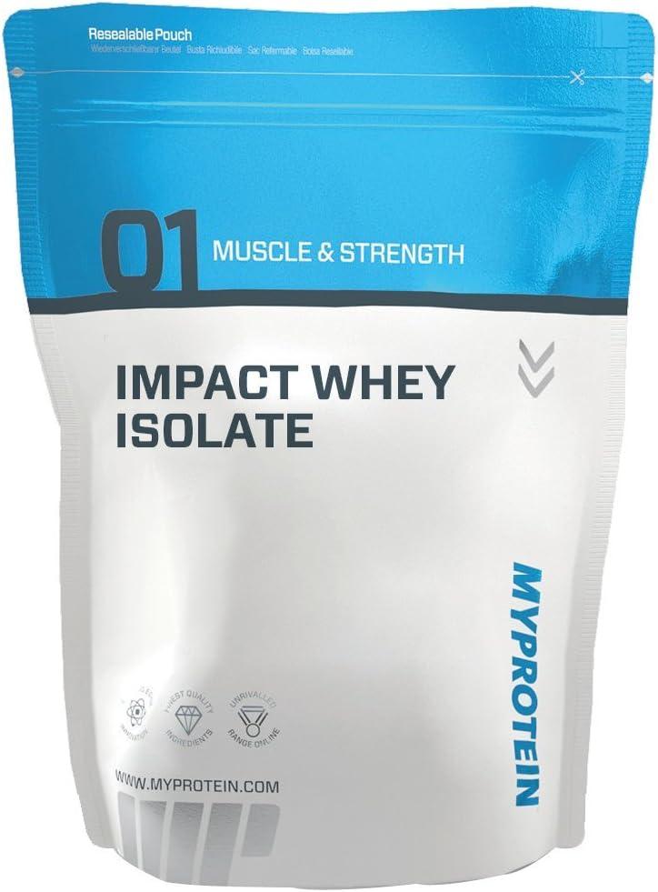 MyProtein Impact Whey Isolate Proteína de Suero, Sabor Rocky Road - 2500 gr