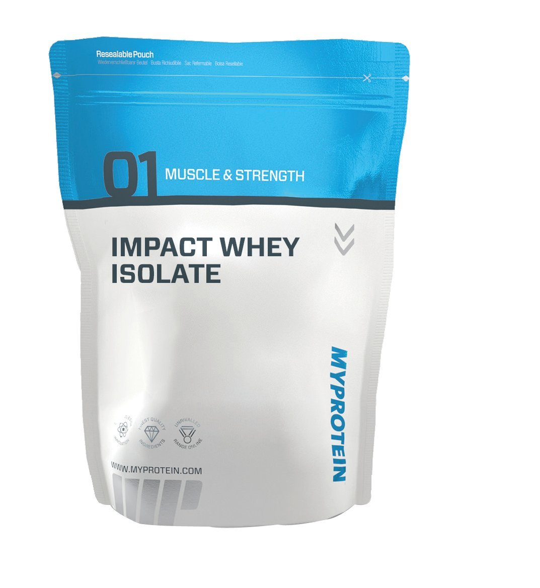 3eaf60601e8 Buy MyProtein Impact Whey Isolate - 2.5 kg (Rocky Road) Online at Low  Prices in India - Amazon.in