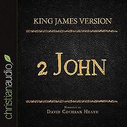 Holy Bible in Audio - King James Version: 2 John