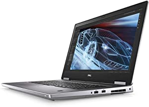 New Precision 7740 Mobile workstations Laptop with i9-9980H, 8 Core up to 5.00GHz Quadro RTX 5000 w/16GB 17.3