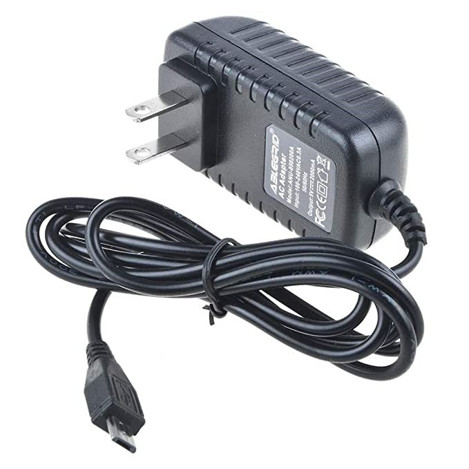 5V 2A AC DC Adapter Charger Power for Samsung Galaxy Tab 4 10.1 SM-T537V Mains