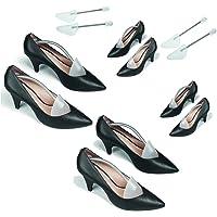 Kit 6 Modelador de Sapatos Calçados Feminino Alargar Lacear OR62601 Ordene