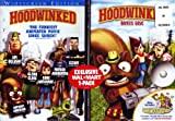 Hoodwinked & Walmart Exclusive Bonus Disc Inluding Wobots Feature Length Film