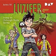 Ein teuflisch gutes Team (Luzifer junior 2) Hörbuch von Jochen Till Gesprochen von: Christoph Maria Herbst