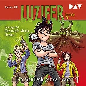 Ein teuflisch gutes Team (Luzifer junior 2) Hörbuch