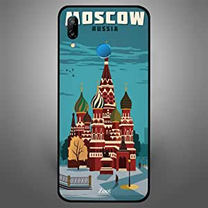 Zoot Moscow Case for Huawei Nova 3e
