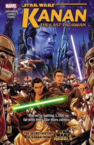 Star Wars: Kanan: The Last Padawan Vol. 1 (Star Wars (Marvel))