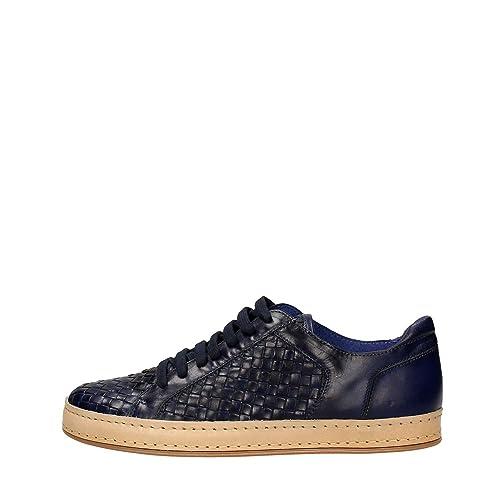 Florsheim Pompei - Zapatillas de Deporte de otras pieles hombre: Amazon.es: Zapatos y complementos