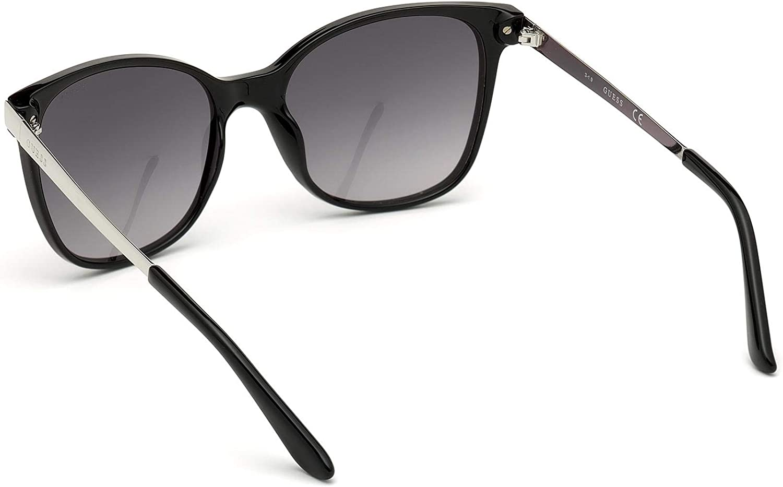 Guess gafas de sol GU7657 01C humo Negro tama/ño de 56 mm de las Mujeres