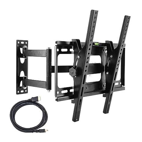 75b712b64db7 Tilt   Swivel TV Wall Mount Bracket with Full Motion Articulating Arm for  Most 26-