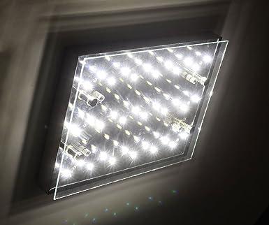 LED Deckenlampe Deckenleuchte Wandleuchte Energiesparlampe aus ... | {Bad deckenlampen 76}