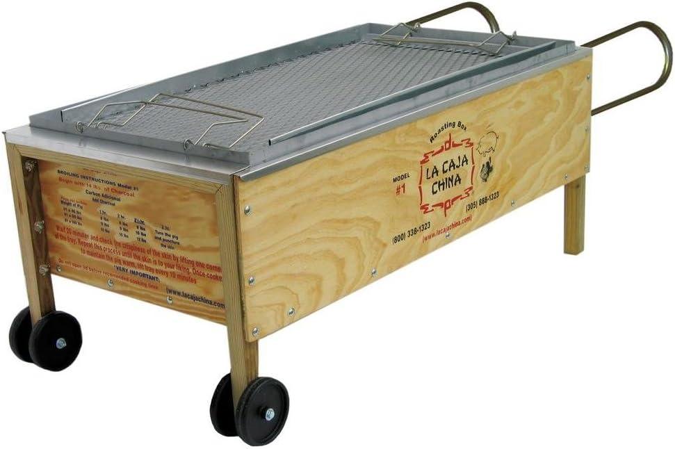 Model 1 Roasting Box by La Caja China: Amazon.es: Hogar