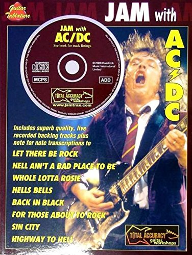 JAM WHIT AC/DC + CD (Jam With The Guitar Greats): Amazon.es: Ac/Dc ...