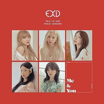 Banana Culture - KPOP EXID - 5th Mini Album, WE, CD +