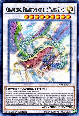 Yu-Gi-Oh! - Chaofeng, Phantom of the Yang Zing  - Crossed