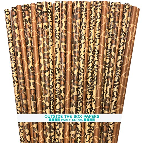Outside the Box Papers Safari Theme Animal Print
