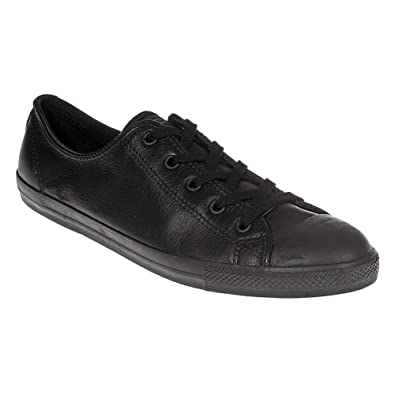 Basses Chaussures Stars All Converse En Cuir Leather Dainty Fines S1OXAfqwZ