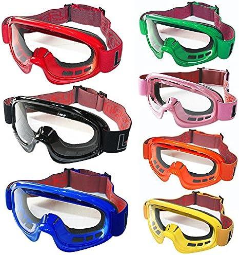Slip Strap Motorcycle Bike Bicycle Helmet Goggles Leopard Adult Motorbike Motocross MX Goggles Adjustable Non