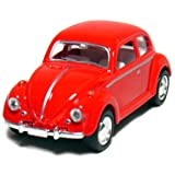 "12 pcs in Box: 2½"" 1967 Volkswagen Beetle 1:64"