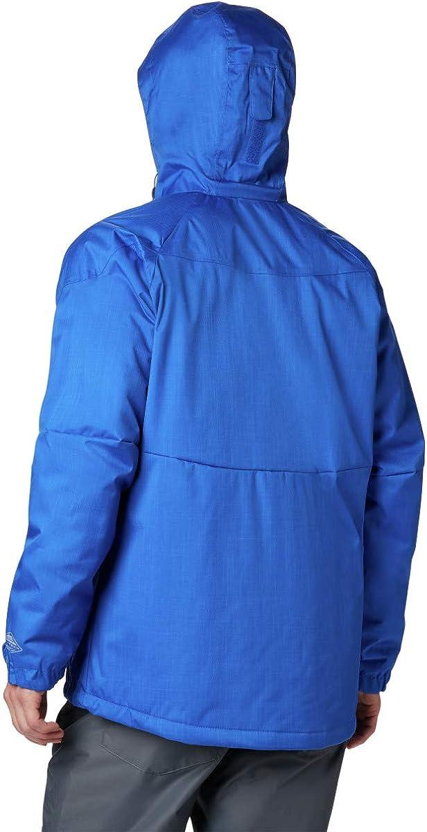 Columbia Mens Alpine Jacket Classic Fit