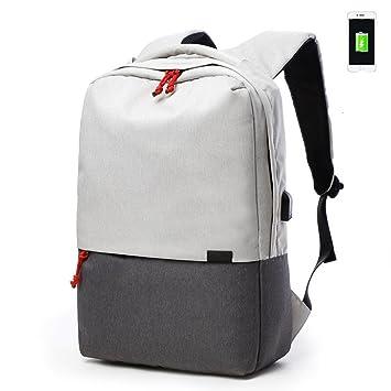 Amazon.com: Mochila para portátil 15.6 inch impermeable ...