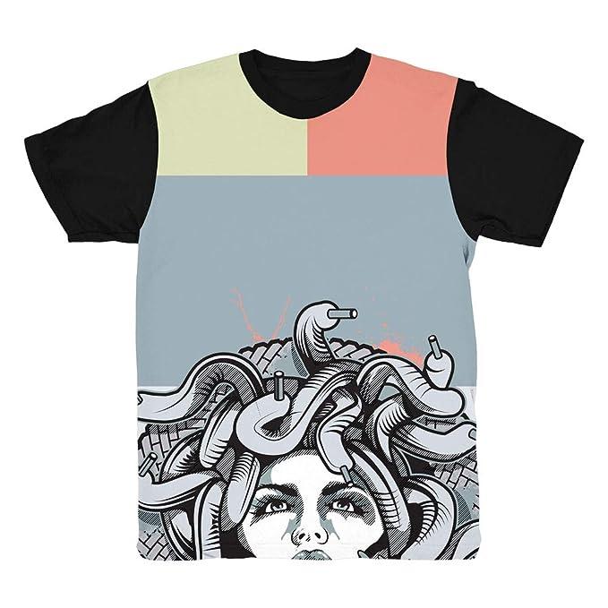 premium selection 4c198 3064d Yeezy 700 Inertia Medusa Bottom Shirt to Match Yeezy 700 ...