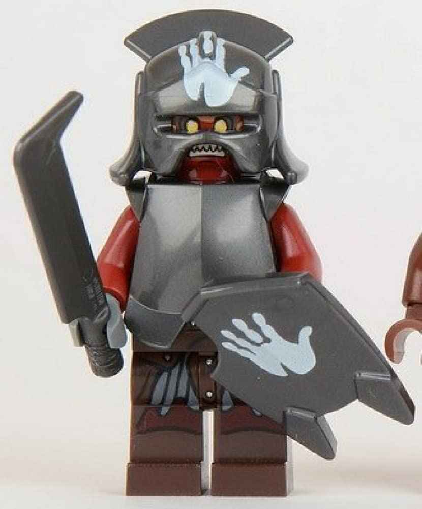 Lego Lord of the Rings Uruk-Hai White Hand Minifigure