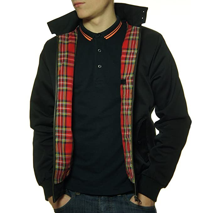 Merc Chaqueta de Harrington: Amazon.es: Ropa y accesorios