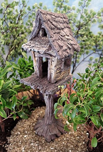 Fairy Garden Tree House - Buy Online In UAE.