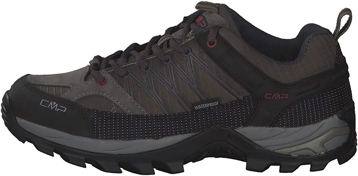 Scarpe da Trekking Uomo CMP Rigel Low Trekking Shoes Wp