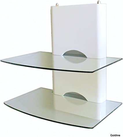Staffa da parete Goldline Sky Box, per lettore DVD