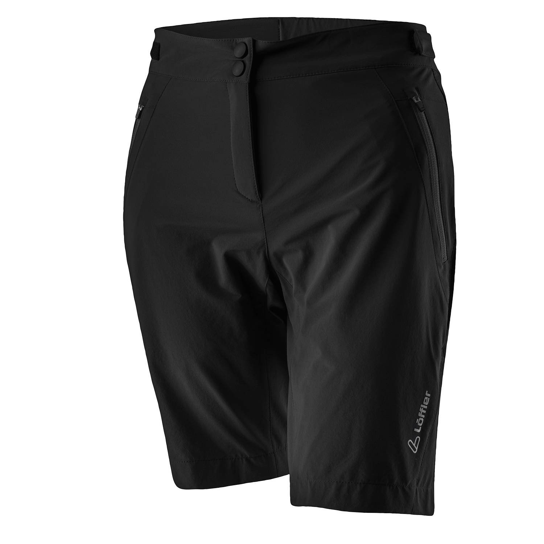 Löffler Bike Shorts Tourina CSL Damens - schwarz