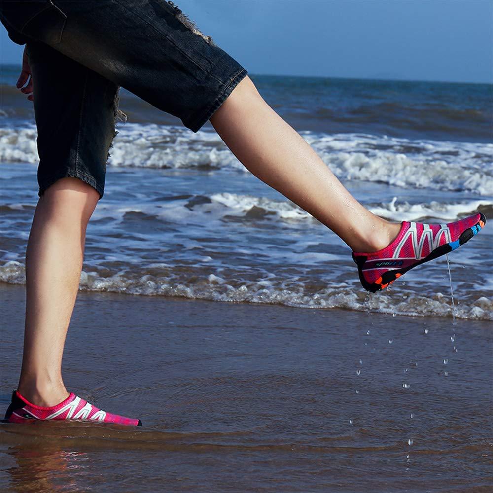 Mini Balabala Zapatos de Agua Unisex para Buceo Snorkel Surf Piscina Playa Yoga Deportes Acu/áticos