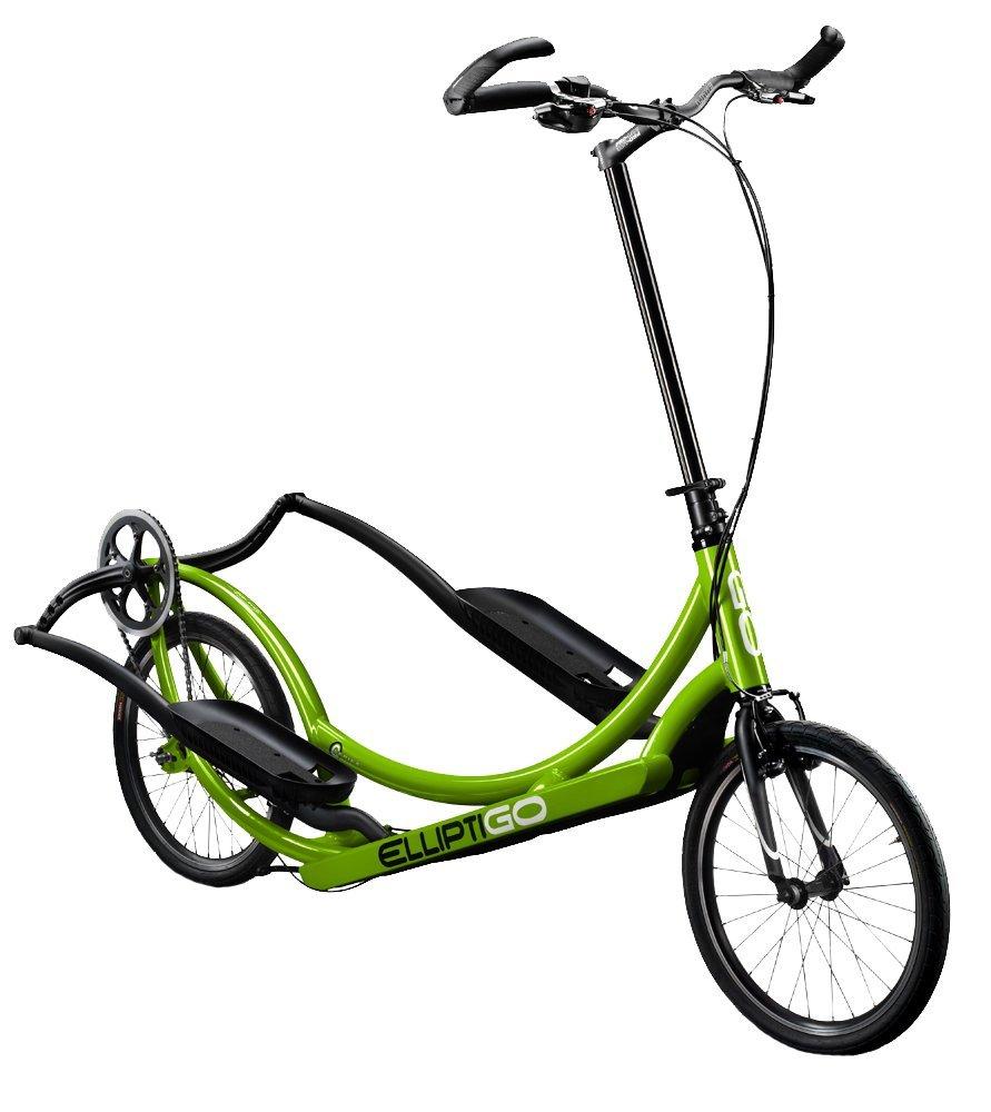 Elliptigo 8 C The World S First Outdoor Bici Ellittica E Il
