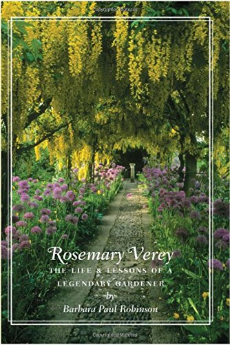 Japan Rosemary - Rosemary Verey: The Life and Lessons of a Legendary Gardener
